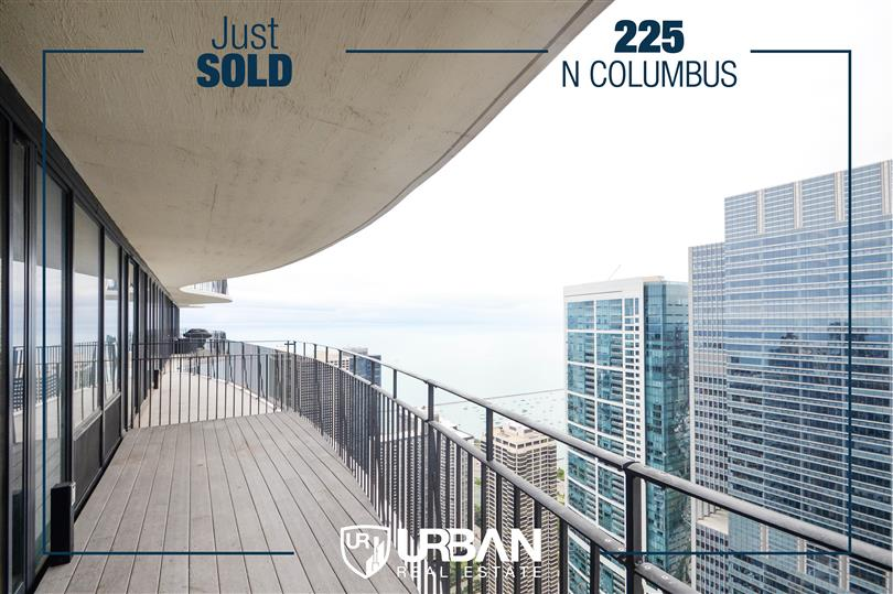 Just Sold at the Amazing Aqua in the New Eastside