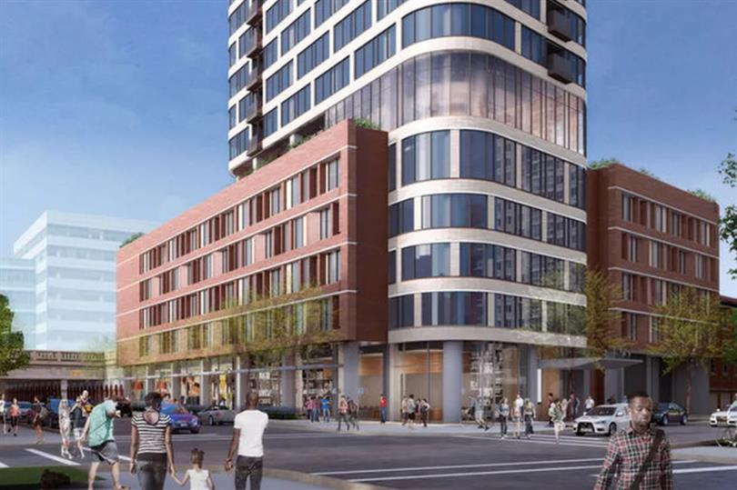 New Development Proposed For Hyde Park