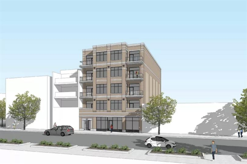 New TOD Pitched for Lakeview