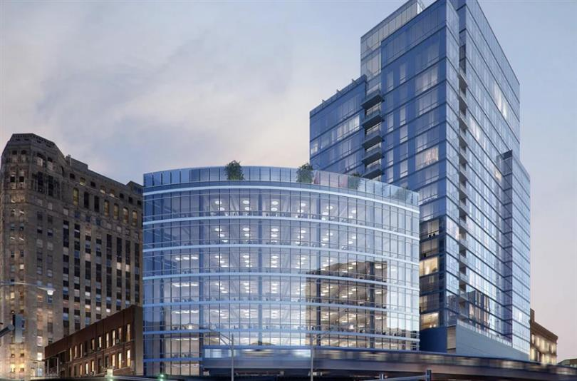 Developer Looks To Add Height In River North