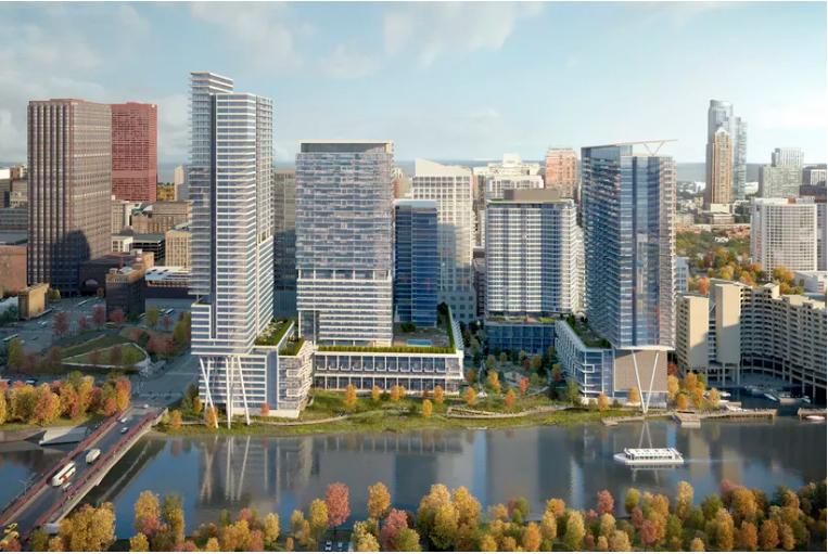'Riverline' Project To Break Ground