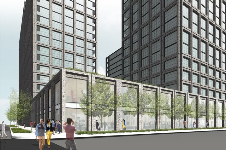 Developers Propose Dual Towers For West Loop
