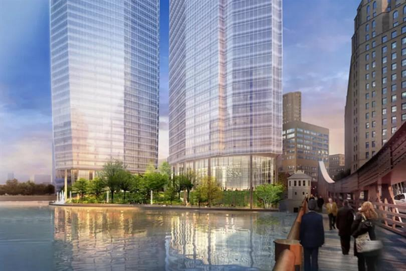 New Details On Up-Coming Wolf Point Towers
