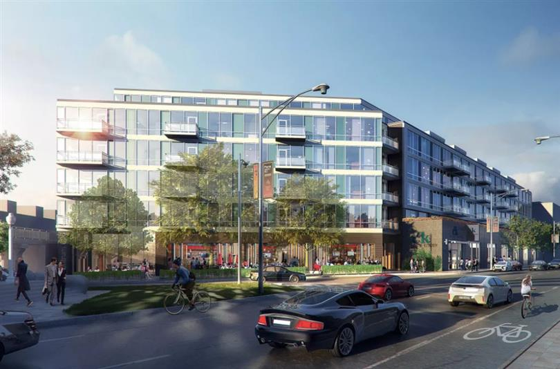 New Bucktown Development Taking Shape