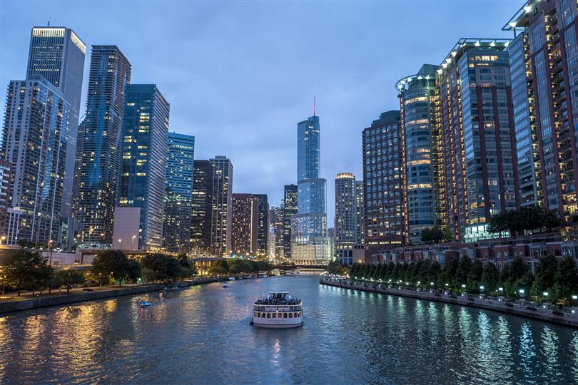 Chicago Area New Construction Leads The Nation