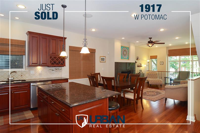 Stunning Duplex Just Sold in Wicker Park!