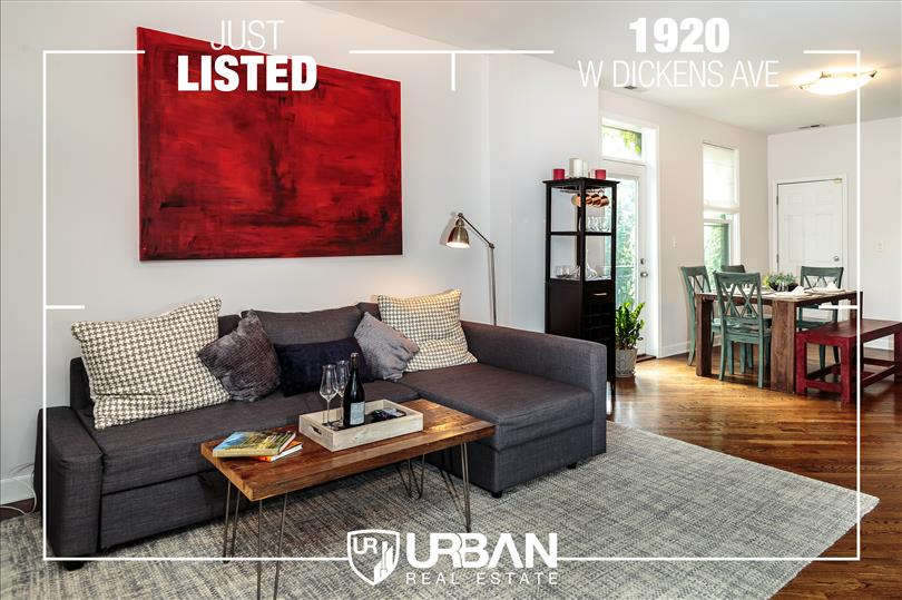 Tastefully Upgraded Duplex Just Listed in Bucktown