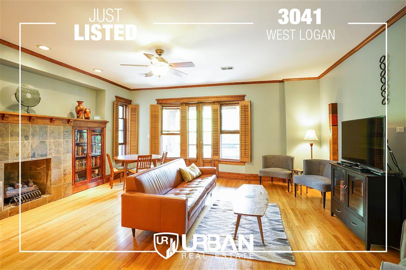 Logan Square Gem Just Listed