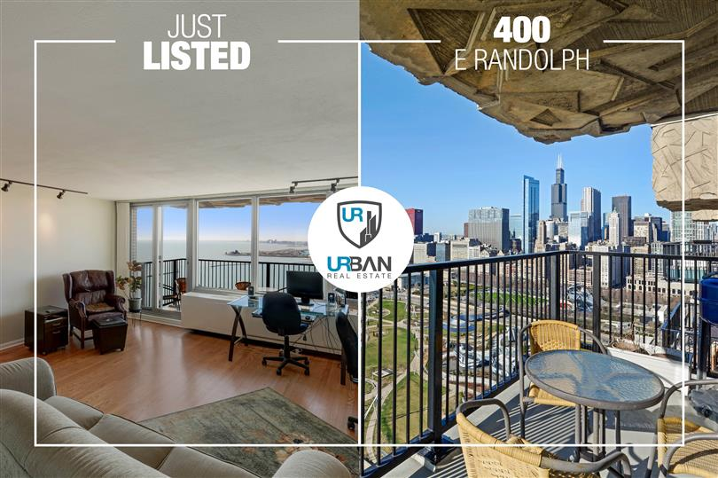 Unobstructed View Overlooking Maggie Daley Park Just Listed!