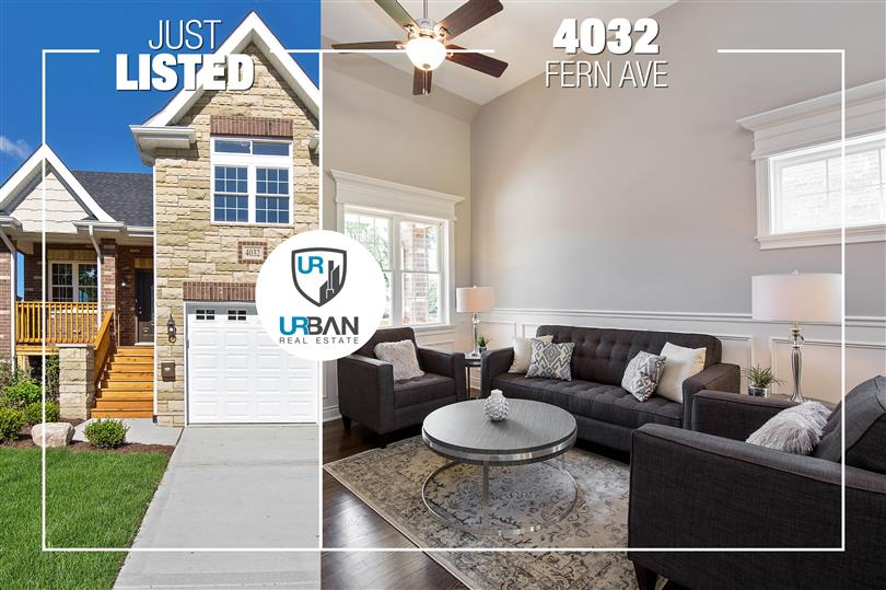 Stunning New Construction Just Listed!