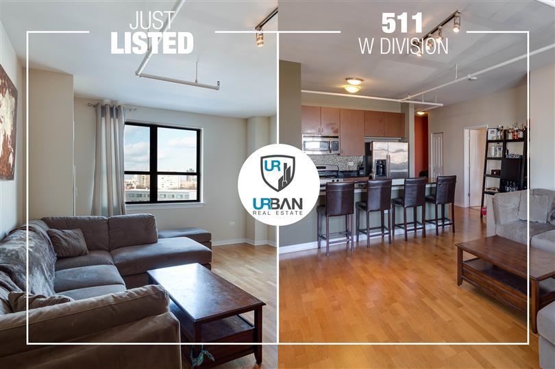 Sun-Filled 2 Bedroom Just Listed!