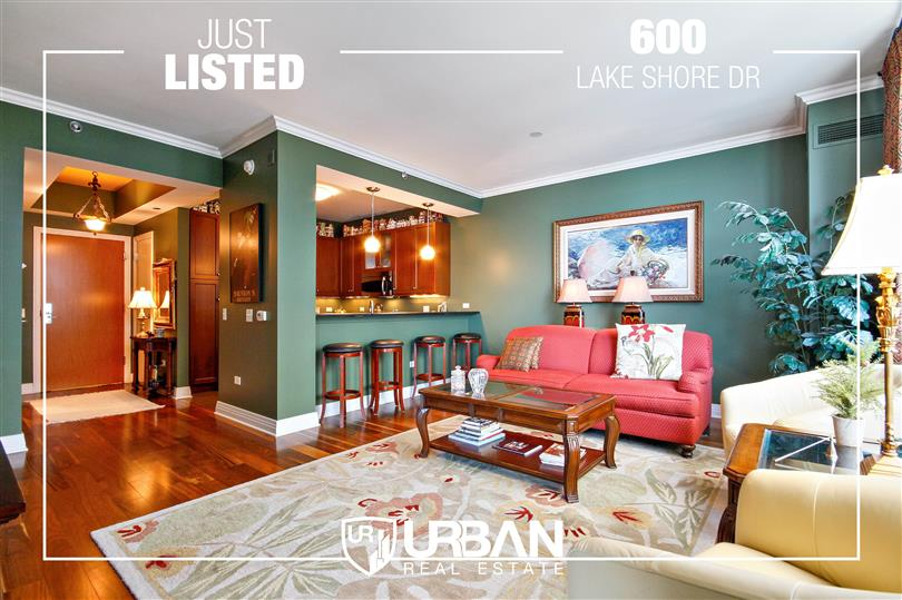 Fabulous High Floor Condo Just Listed!