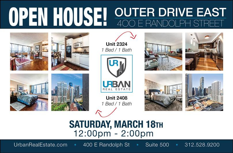 Open House | Sat. March 18th | 12pm-2pm