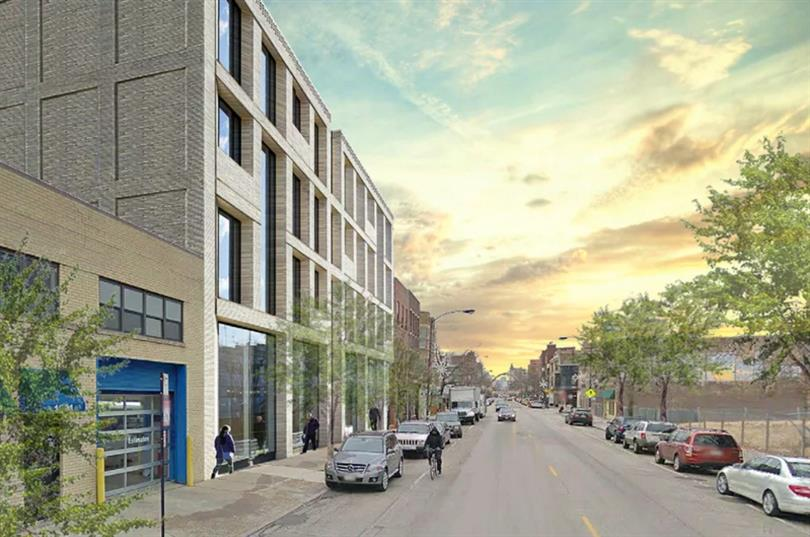 Developers Propose Two Bucktown TODs