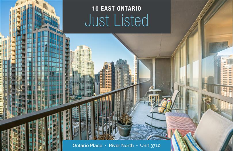 Just Listed at 10 E Ontario
