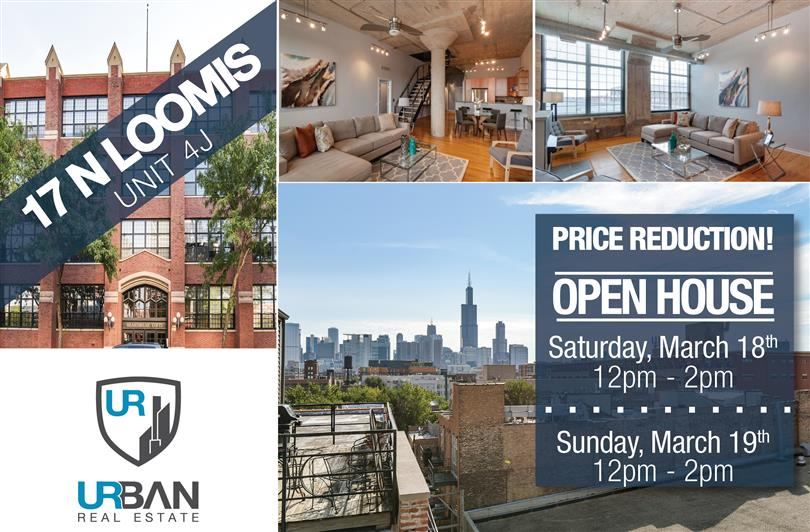 Open House This Weekend at The Heartbreak Lofts