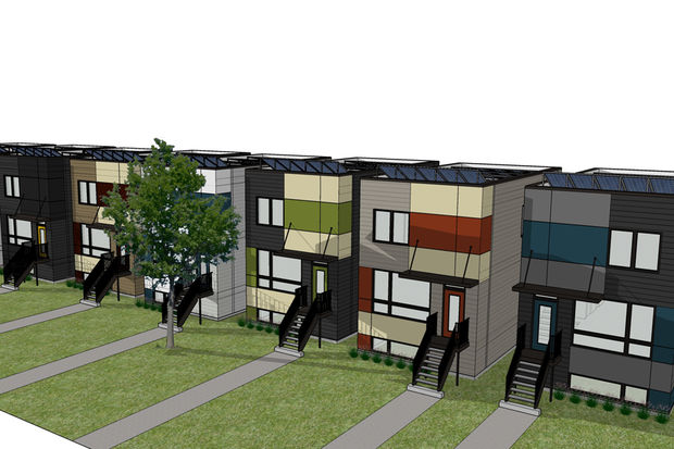 Developer plans Single Family Homes In Woodlawn