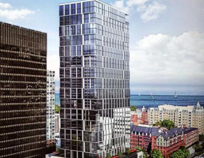 High-rise coming to Evanston?