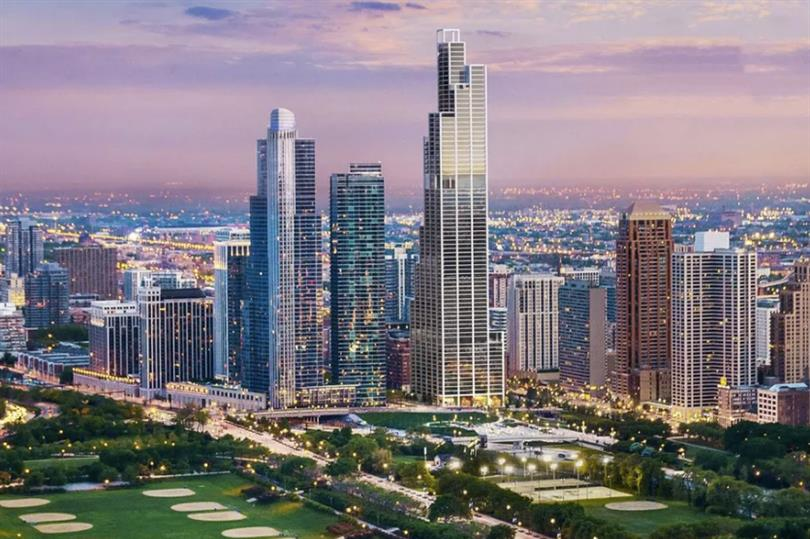 44 High-Rises Under Construction in Chicago