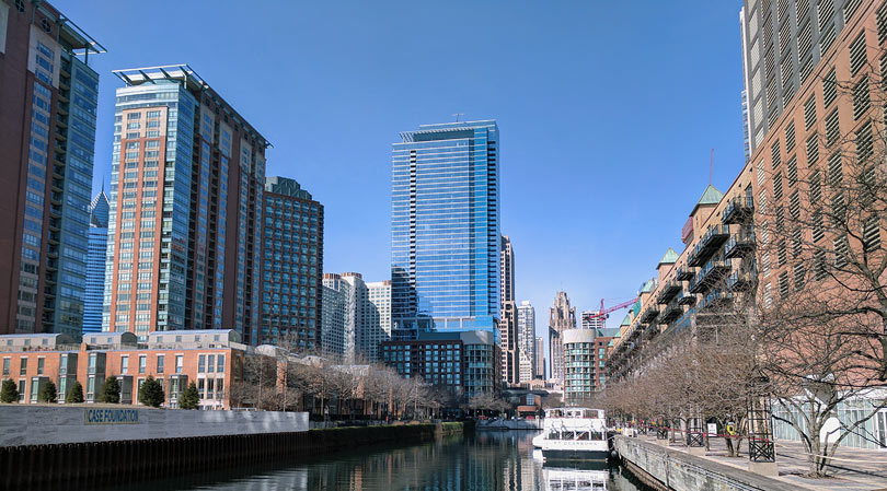A Look At Streeterville's Construction Boom
