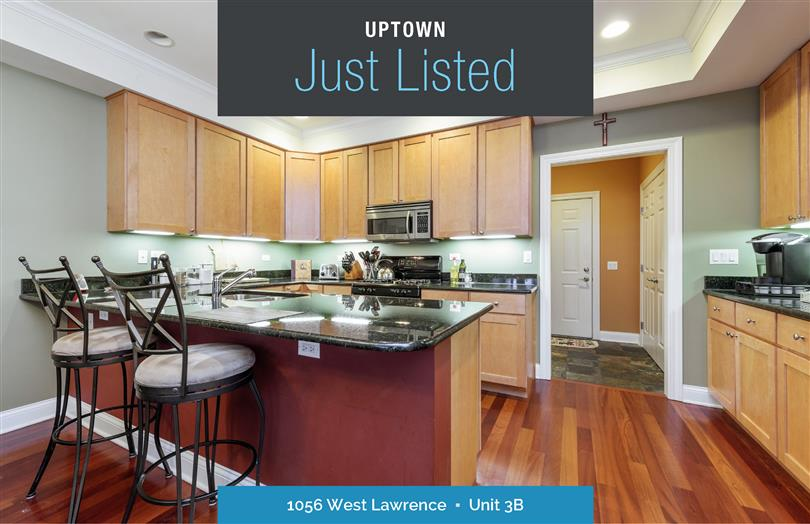 Beautiful 2 Bedroom Just Listed