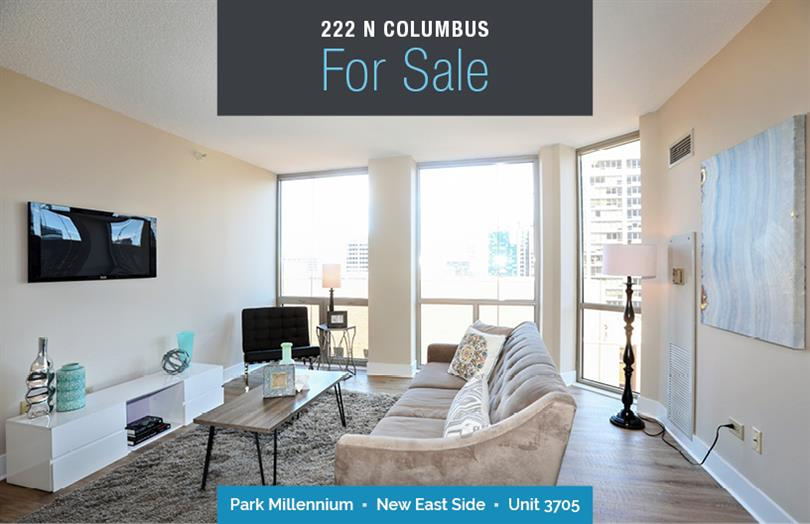 Charming 1 Bedroom For Sale at The Park Millennium