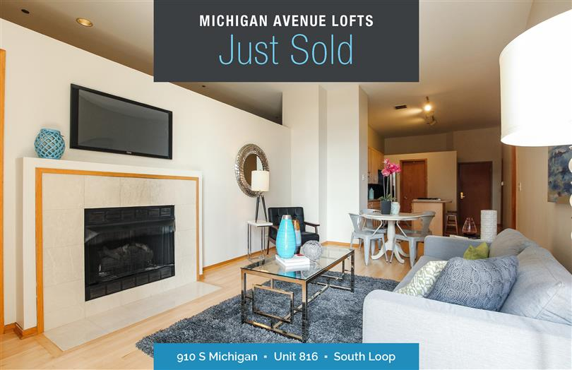 Just sold in a historic landmark building!