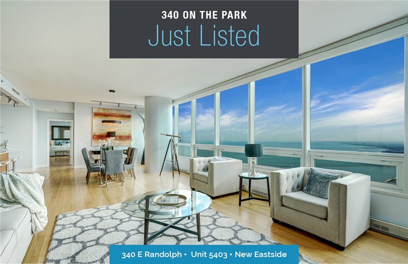 Spectacular South-Facing 3 Bedroom Just Listed