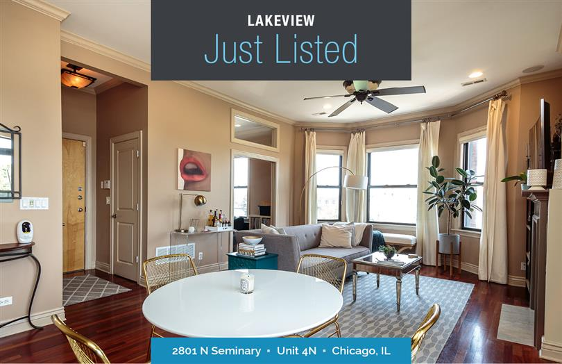 Stunning 2 Bedroom in Lakeview