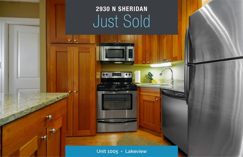 Just Sold! Beautifully Upgraded 1 Bed/1 Bath Condo