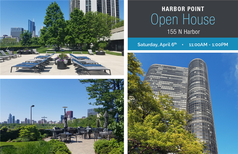 Open House This Saturday at Harbor Point