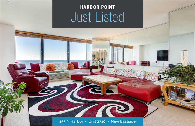 Unobstructed Lake Views at Harbor Point