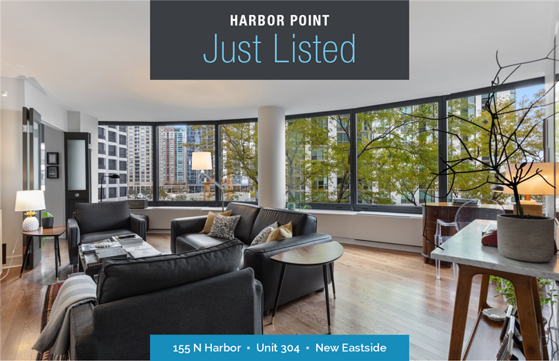 Modern One Bedroom at Harbor Point