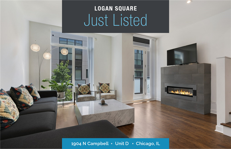 Modern Townhome In Logan Square