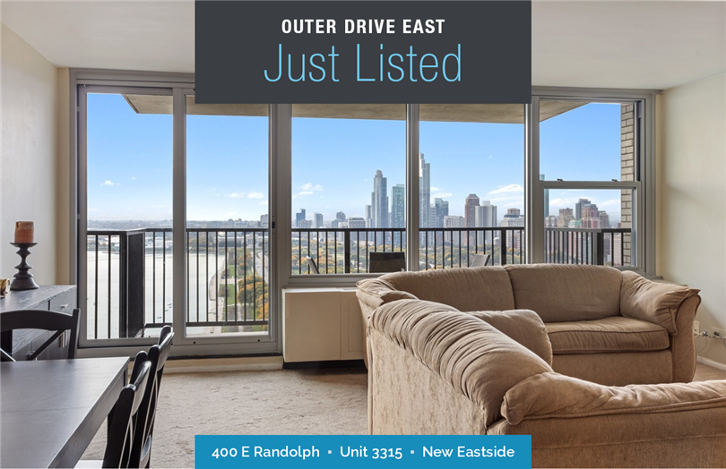 Stunning Views at Outer Drive East