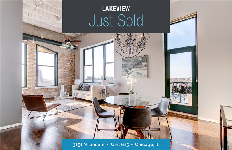 Fabulous Updated Loft Just Sold