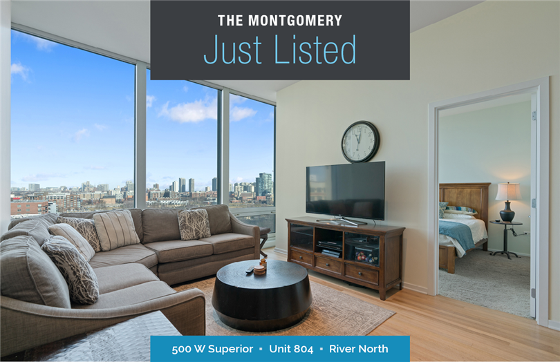 Sophisticated Living at The Montgomery