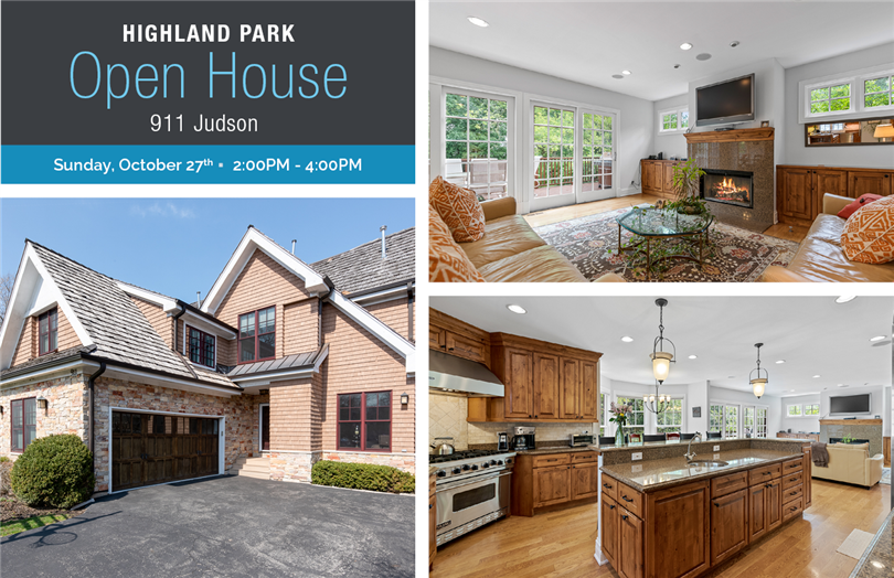 Open House: 911 Judson