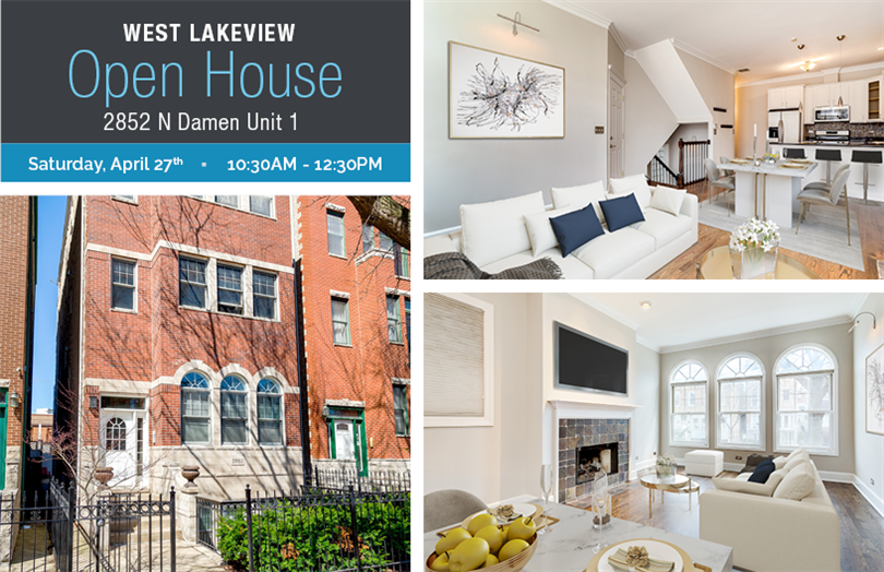 Open House - West Lakeview Duplex