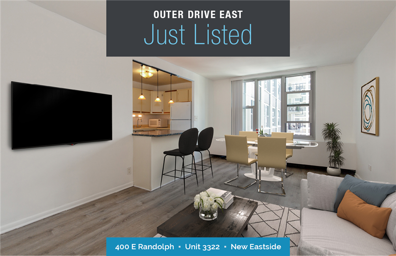 Charming Junior 1 Bedroom Just Listed