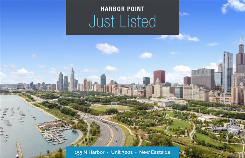 Unobstructed Southwest Views at Harbor Point