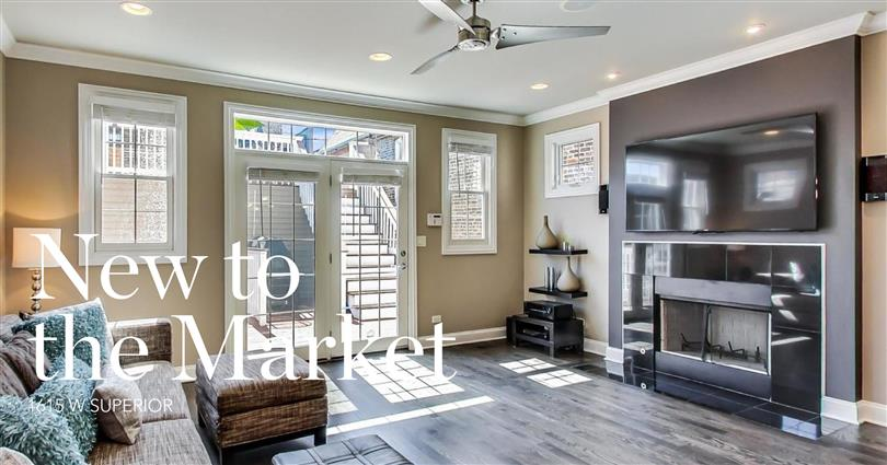 Beautiful Single-Family Home in West Town