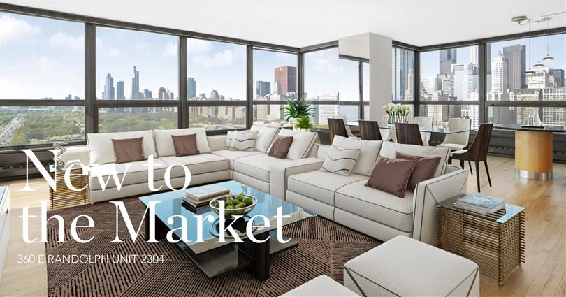 Highly Sought After Southwest Corner Unit in The Buckingham
