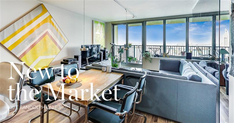 Stunning South-Facing Convertible One Bedroom