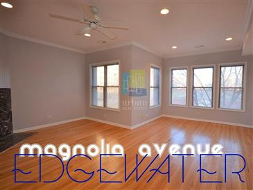 Sun-drenched End Unit in Edgewater!