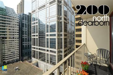 Just Listed at 200 N Deaborn: Live & Play (& Work) in the Loop!