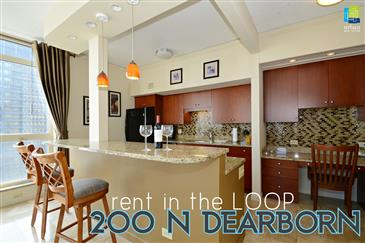 Now Available For Rent in the Loop, Furnished & Upgraded!