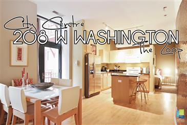 Just Listed at City Centre: 2 Bed/2 Bath in the Center of it All!