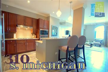 Large, Newly Listed, 3 Bedroom on the Mag Mile!