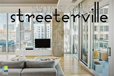 Upgraded Luxury Corner Unit Just Listed in Streeterville